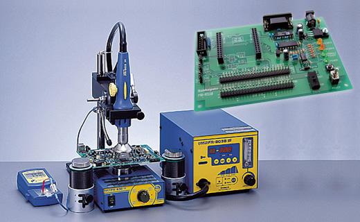 電子部品・治工具